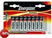 Energizer 635210 Ultra Batterie Alcaline Stilo AA, 12 Pezzi