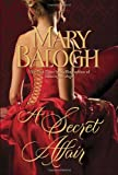A Secret Affair (0385343302) by Balogh, Mary