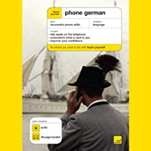 Teach Yourself Phone German (       UNABRIDGED) by Paul Stocker Narrated by uncredited