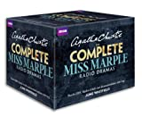 Cover of The Complete Miss Marple Radio Dramas by Agatha Christie 1408468492