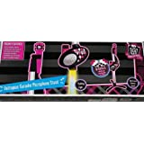 Monster High Mic Stand Karoake with Bonus Earbuds (19948-WAL)