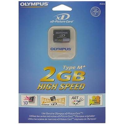 2GB XD MEMORY CARD for OLYMPUS FE200 Digital Camera