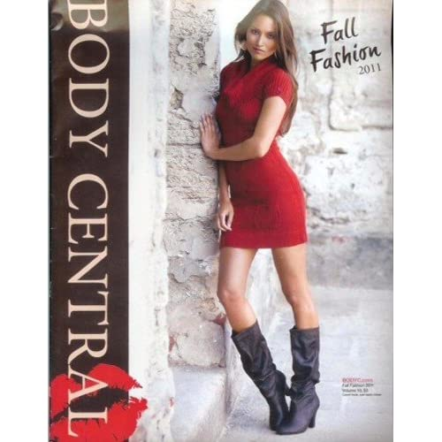 Body central catalog fall fashion 2011 womens casual wear and more