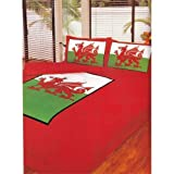 Wales Football Bedding Duvet/Quilt Cover Set