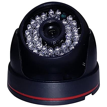 Hawks Eye D61-36-1-AHD IR Dome CCTV Camera