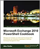 Private: Microsoft Exchange 2010 PowerShell Cookbook