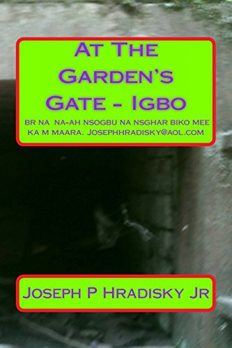 At The Garden's Gate - Igbo
