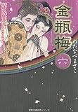 わたなべまさこ 金瓶梅 (6) (双葉文庫—名作シリーズ)