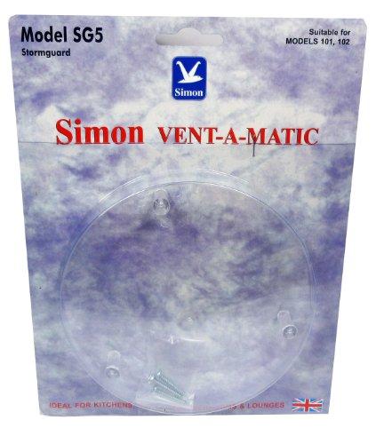 Vent-a-matic Stormguard for Rotary Ventilator 101/102 SG5