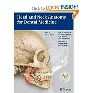 Head and Neck Anatomy for Dental Medicine (THIEME Atlas of Anatomy Series) ebook
