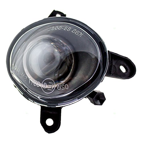 Passengers Fog Light Lamp Replacement for Volkswagen 3B7941700A (2003 Vw Passat Fog Light Cover compare prices)
