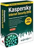 Book Cover For Kaspersky Internet Security 2010 3-User [OLD VERSION]