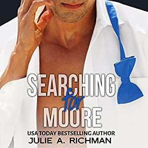 Searching for Moore Audiobook