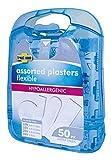 Treat & Ease Hypoallergenic Plasters 50pk