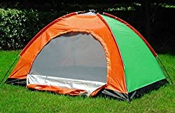 Kihika PORTABLE PICNIC CAMPING OUTING TENT FOR 4 PERSON+ Free gift(any one) as seen in image