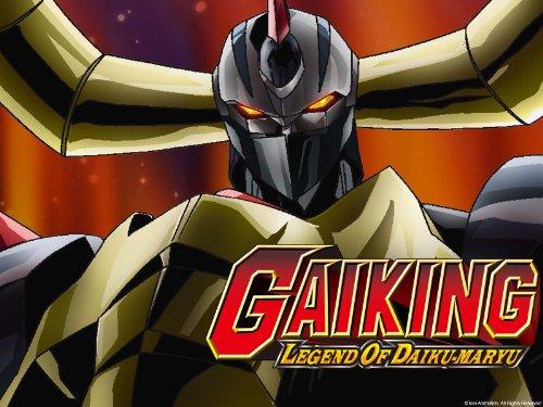 Gaiking Season 1