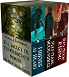 The Valley of Ten Crescents Series (Box Set: Books 1-3)