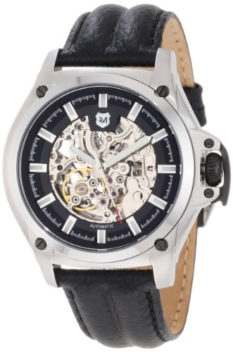 Andrew Marc Men's A11402TP 3 Hand Automatic Watch