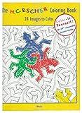 MC Escher Coloring Book (0613889525) by Abrams