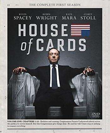 ソフトシェル ハウス・オブ・カード 野望の階段 SEASON1 [DVD]