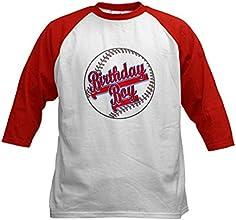 CafePress Kids Baseball Jersey - Baseball Birthday Boy Kids Baseball Jersey