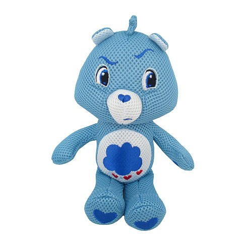 "Care Bears Splish Splashers - 12"" Grumpy Bear - 1"