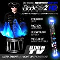 Brilliant Blue - Led Light Up Drum Sticks - Rockstix Firestix by ROCKSTIX