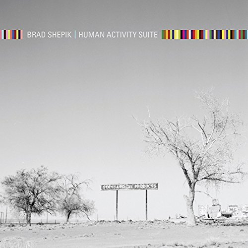 SACD : Brad Shepik - Human Activity Suite (SACD)