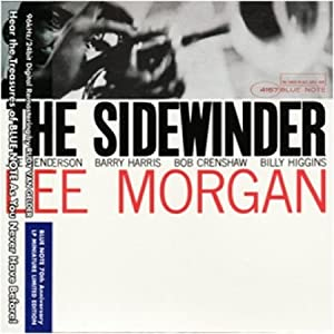 The Sidewinder [OBI [LP Miniature] [Warner Music Korea 2010] [Import, Original recording remastered, Limited Edition, CD]
