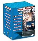 echange, troc Coffret Le Théâtre Michel Vol. 1 : 6 DVD - La Bonne Adresse / Pyjama Pour Six / Sexe Et Jalousie / Bisous Bisous / Darling Ch