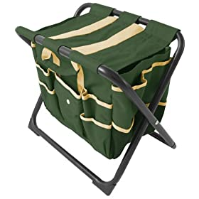 Threesixty Innovation Garden Angels Gardening Seat/Tool Tote #GSB222
