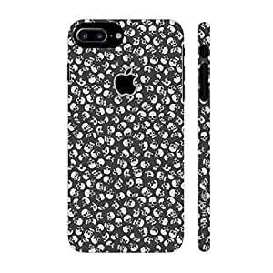 Enthopia Designer Hardshell Case Up From The Grave Back Cover for Apple Iphone 7 Plus With Apple Hole