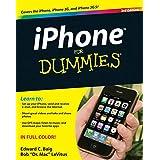 iPhone For Dummies: Includes iPhone 3GS ~ Bob LeVitus