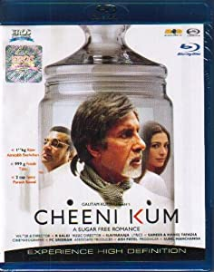 Cheeni Kum [Blu-ray] (Hindi Film / Bollywood Movie / Indian Cinema )