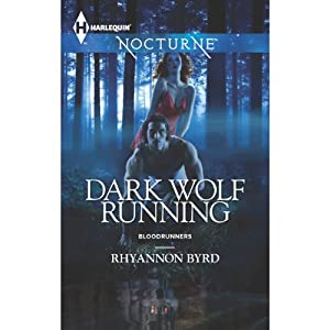 Dark Wolf Running Audiobook