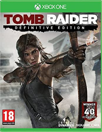 Tomb Raider Definitive Edition (Xbox One )