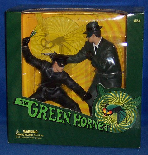 Buy Low Price Sideshow The Green Hornet and Kato Collectors Box Set by Sideshow Figure (B001B3VDLU)