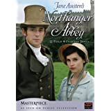Masterpiece: Northanger Abbeyby Geraldine James