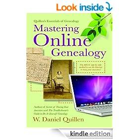 Mastering Online Genealogy (Quiilen's Essentials of Genealogy Book 1)