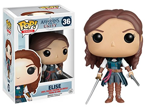 Assassin's Creed Unity: Elise