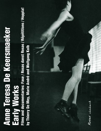 Anne Teresa de Keersmaeker - Early Works - [DVD]