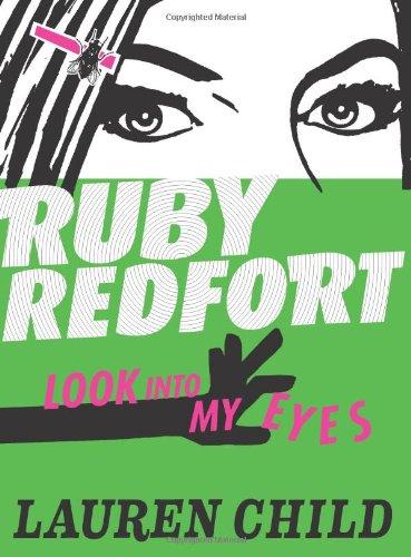 Look into my eyes (Ruby Redfort, Book 1): 1/6
