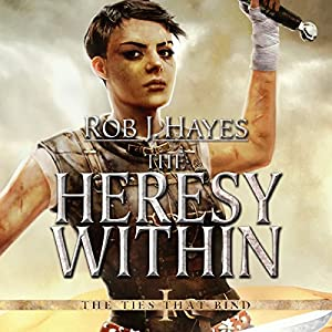 The Heresy Within Hörbuch