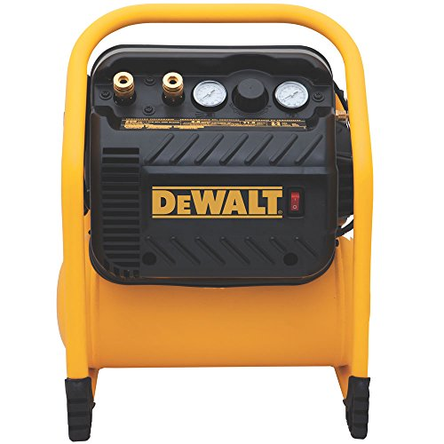 Best Price! DEWALT DWFP55130 Heavy Duty 200 PSI Quiet Trim Compressor