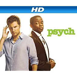Psych Season 6 [HD]
