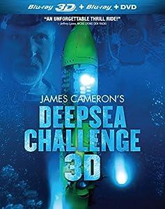 James Cameron's Deepsea Challenge 3D [Blu-ray] from Millennium Entertainment