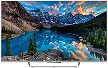 Sony KDL-55W807C Smart 3D 55-inch Full HD TV (Android TV, X-Reality Pro, Motionflow XR 800 Hz, Wi-Fi and NFC) - Silver, 2015 Model