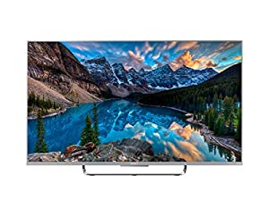 Sony KDL-55W807C Smart 3D 55-inch Full HD TV (Android TV, X-Reality Pro, Motionflow XR 800 Hz, Wi-Fi and NFC) - Silver