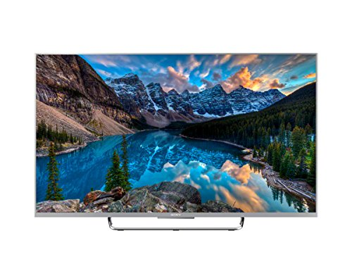 Sony KDL-50W807C 50 inch Smart 3D Full HD TV (Android TV, X-Reality Pro, Motionflow XR 800 Hz, Wi-Fi and NFC) - Silver