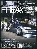 USDM FREAX (フリークス) 2014年 1月号